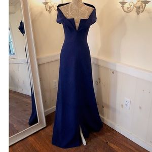 Gorgeous Royal Blue BCBG MaxAzria Gown!!